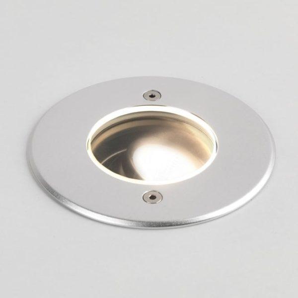 Cromarty 100 LED Adjustable Exterior Ground Light Anodised Aluminium