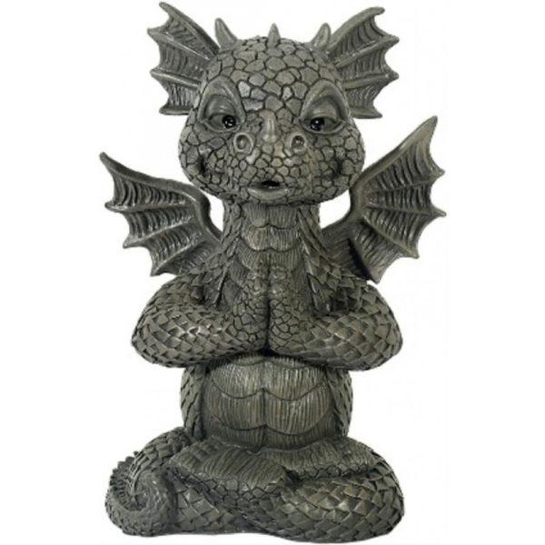 Garden Dragons - Yoga
