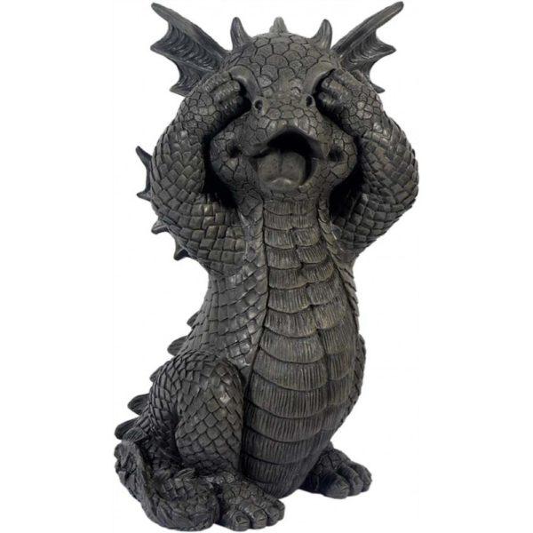 Garden Dragons - Hiding